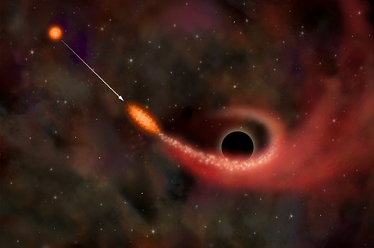 supermassive black hole real proof - photo #24